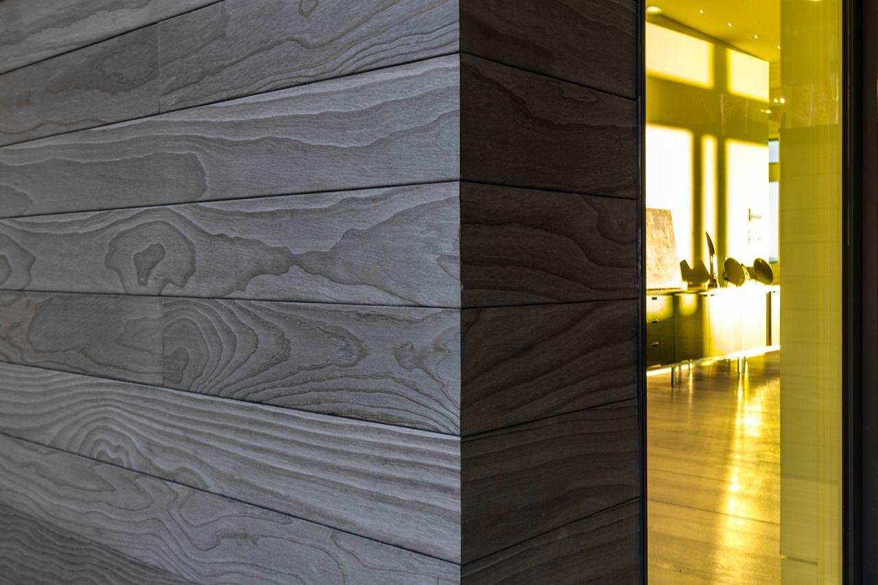 Weston House Nigiri Shou Sugi Ban Exterior Siding Resawn
