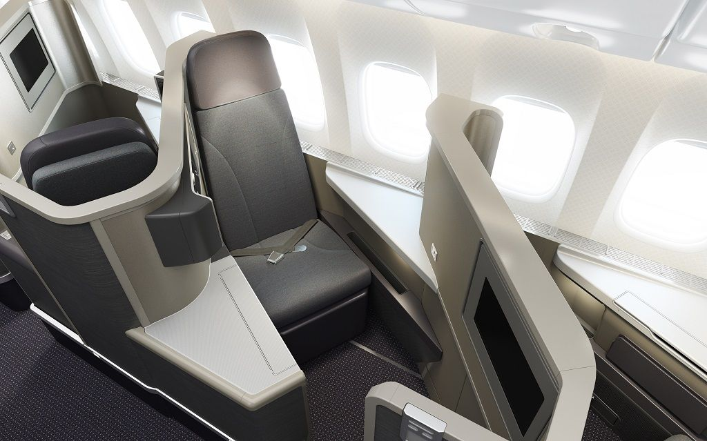 American Airlines Wants To Be Your New Hotel In The Sky Airplane Interior Aircraft Interiors Airline Interiors