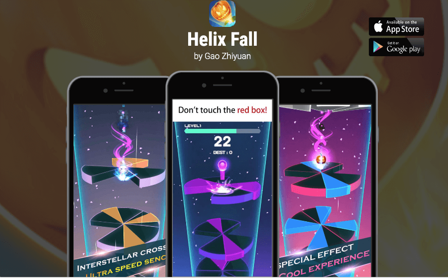 Download Helix Fall APK Free game for Android/iOS Free