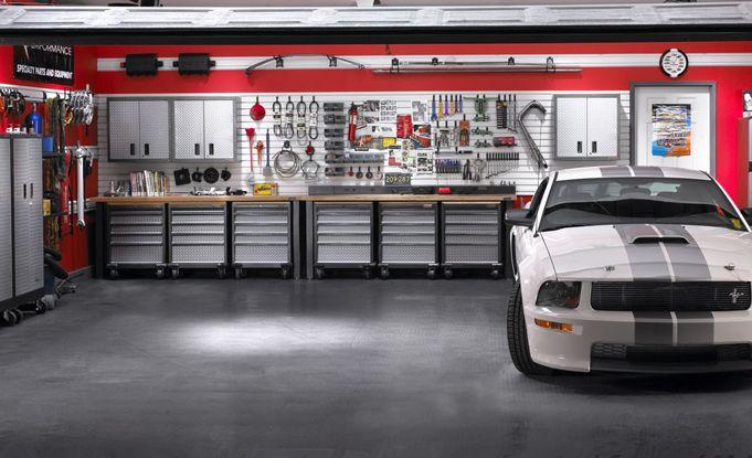 Garage Design Works Offers Professional Garage Organization