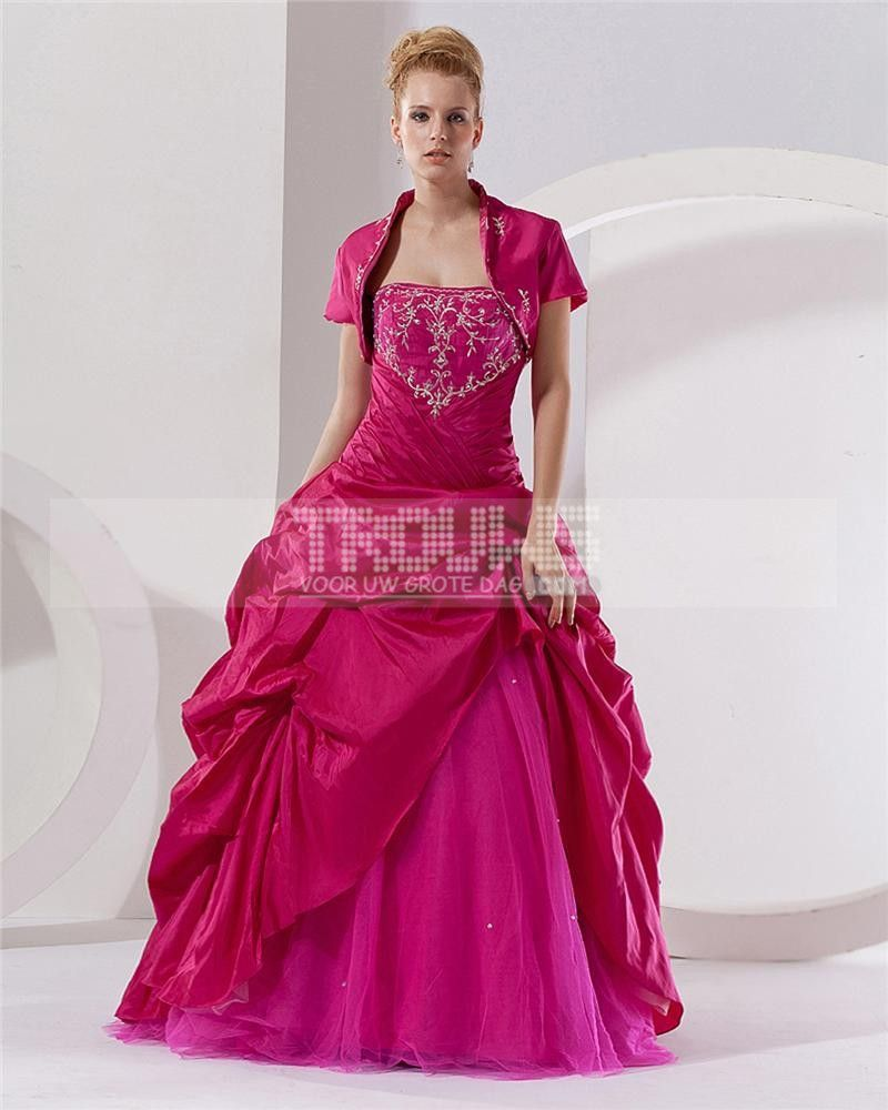 http://en.trouws.com/quinceanera-dresses-c55 Ball Gown Strapless ...
