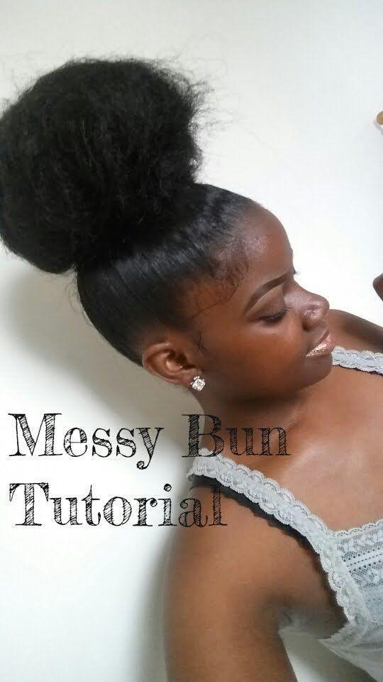 Messy Bun Tutorial Hair Bun Tutorial Cute Braided Hairstyles