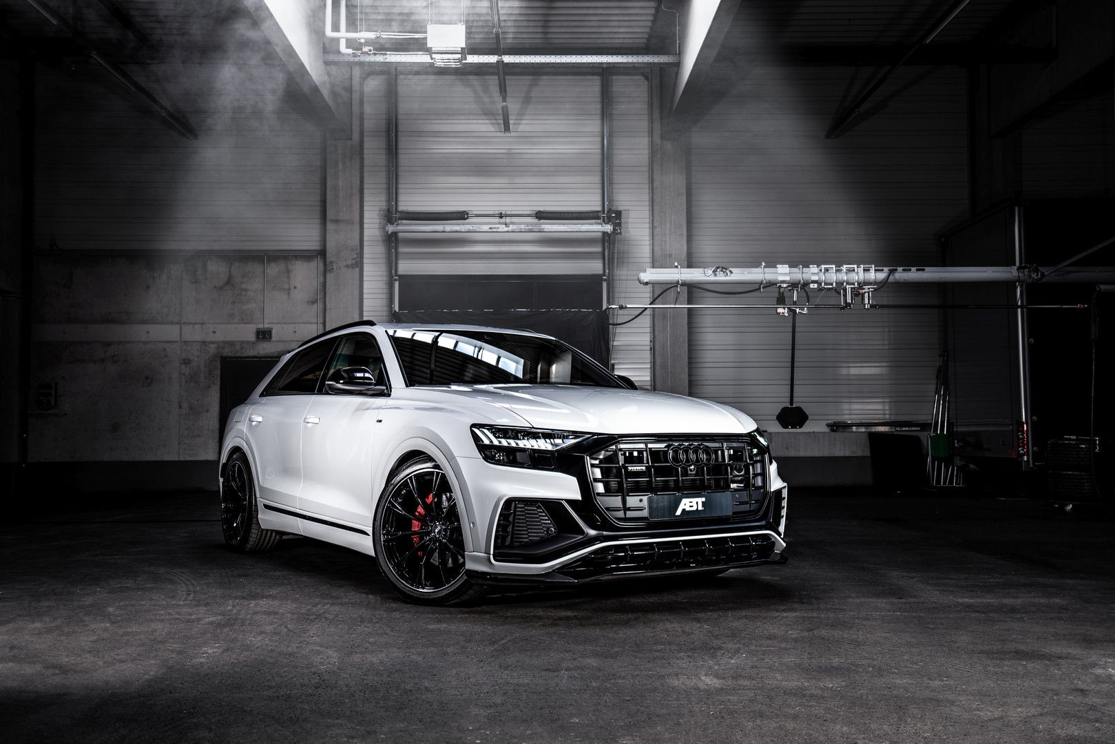 Abt Audi Q8 Adds Power And Aero Package Audi Suv Audi Suv