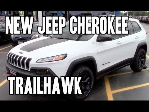 2014 Jeep Cherokee Trailhawk 4x4 Review Jeep Cherokee Trailhawk