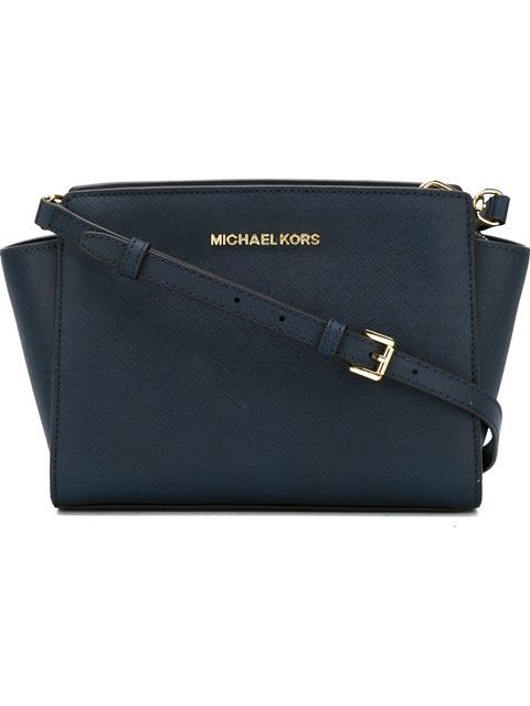 MICHAEL MICHAEL KORS Medium 'Selma' Crossbody Bag. #michaelmichaelkors #bags #shoulder bags #leather #crossbody