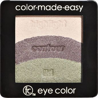Femme Couture Color Made Easy Shadow Effects Trio Bare Browns