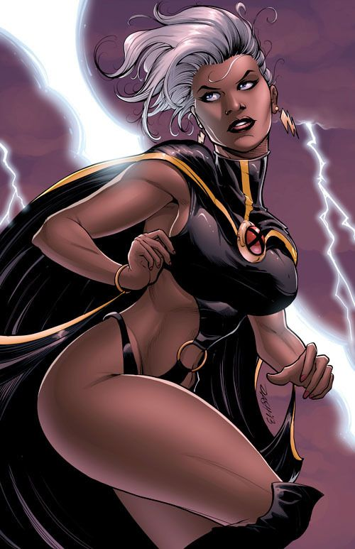 hot Sexy storm marvel