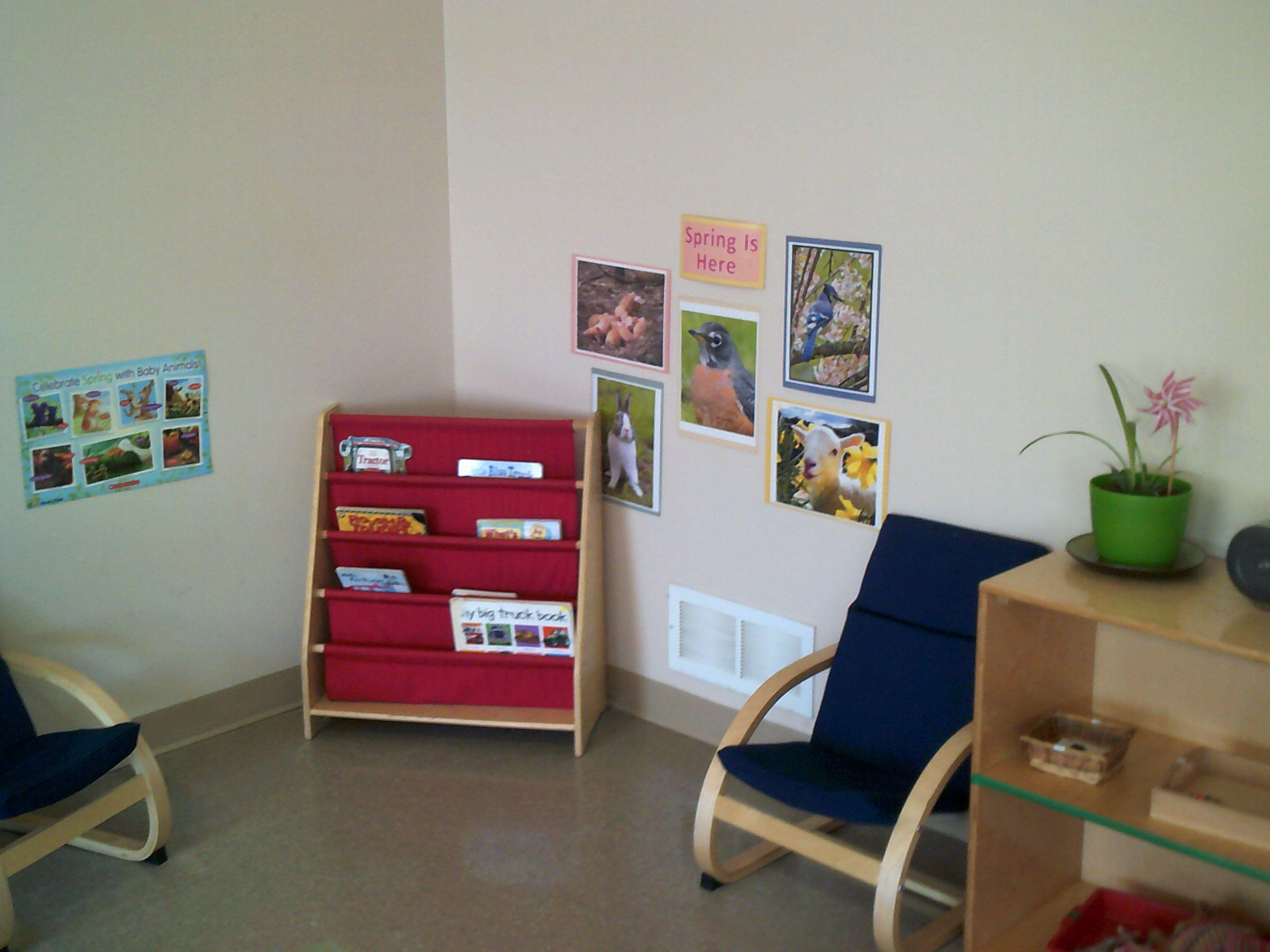 Madison Montessori Academy A Cozy Reading Corner In This