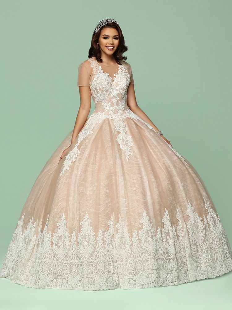ab7343600d4 Quinceanera Dress  80407  QuinceaneraMall  QuinceaneraDress   davincicollection