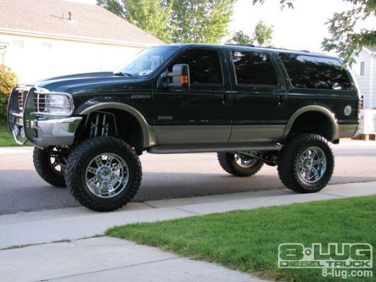Custom Ford Excursion Memes Ford Excursion Jacked Up Trucks Trucks