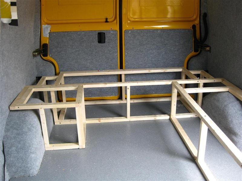 Photo of The AA Camper Van build – Page 2 – VW T4 Forum – VW T5 Forum