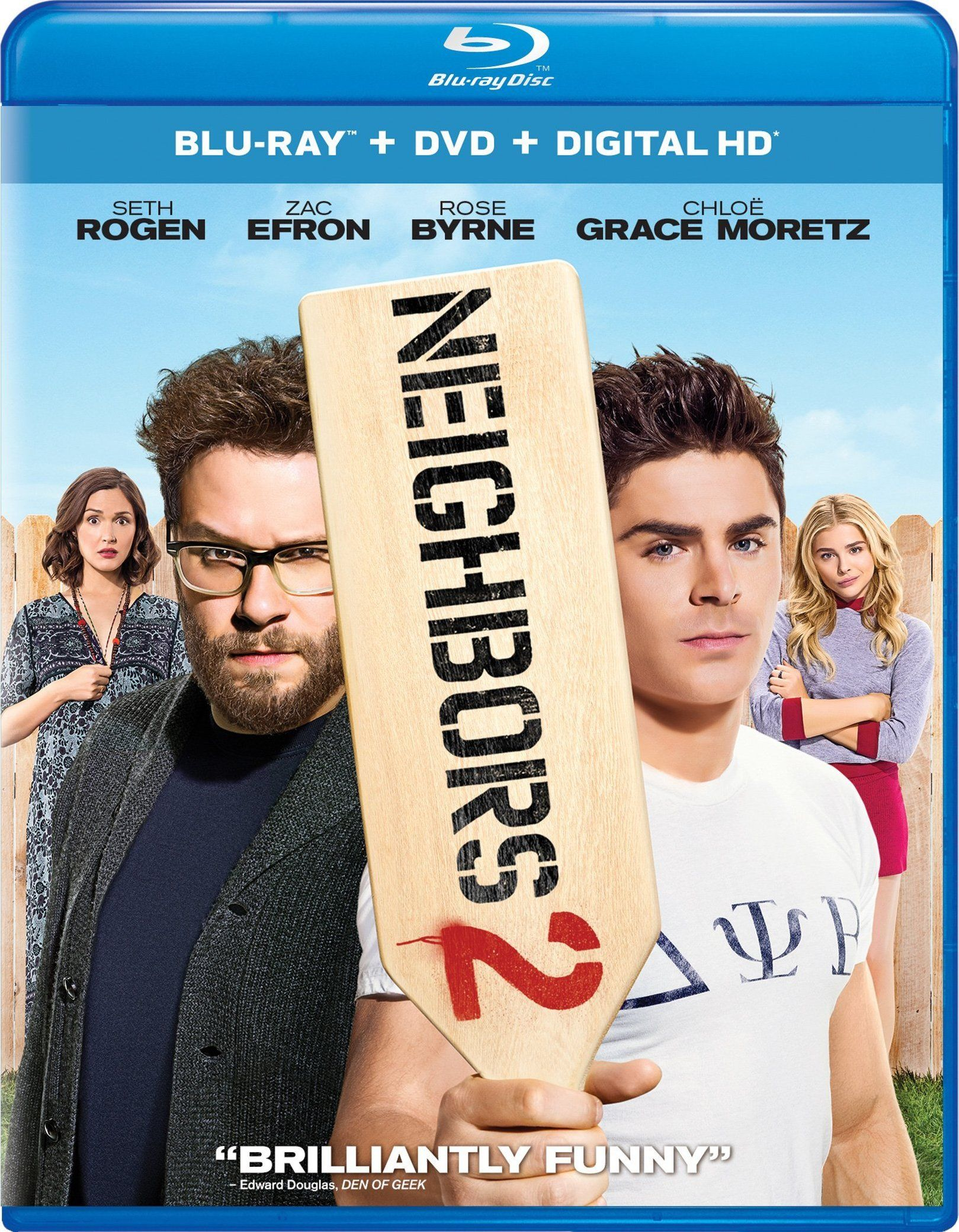 Neighbors 2 Sorority Rising 2016 BluRay 720p 950MB [Hindi – English] AC3 DD 5.1 MKV