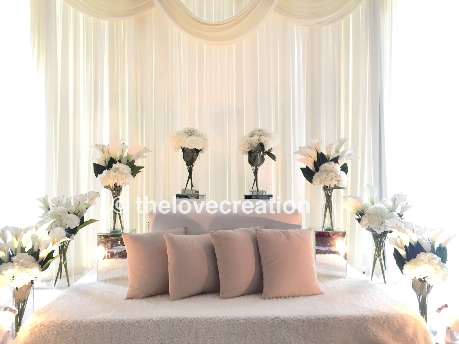 Mini Pelamin Tunang Or Nikah By The Love Creation Any Booking Enquiries Whatsapp 011 27126148