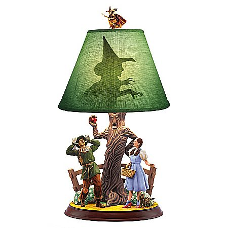 The wizard of oz were not in kansas anymore collectible accent lamp the wizard of oz were not in kansas anymore collectible accent lamp wizard of oz pinterest wicked book collection and books aloadofball Image collections