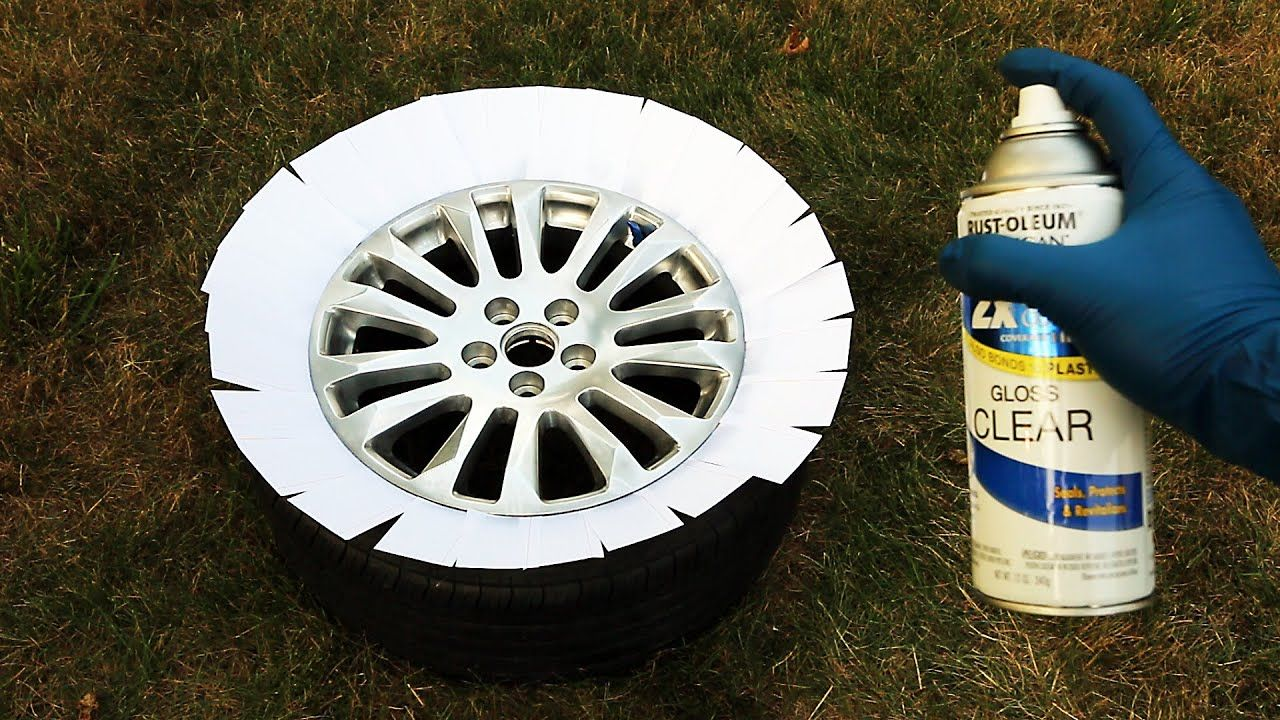 How to repair rims with curb rash or scratches youtube