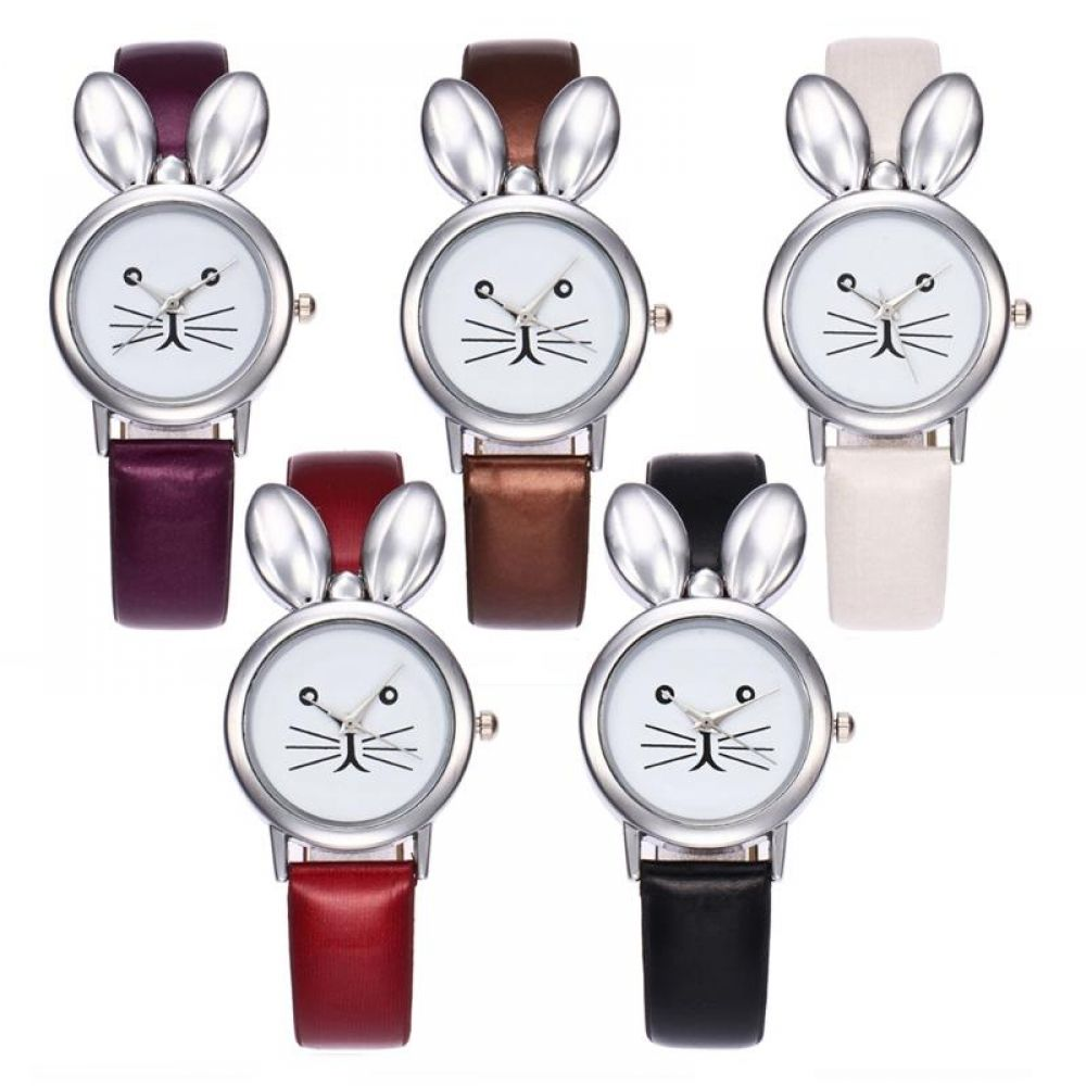 🔥Rabbit Ears Wristwatch!🔥       🌍 FREE worldwide shipping with no minimum orders required! 🎁 Perfect gift for your family and friends.  ❤ Tag a friend who would also love this! 💳 We accept Paypal and Credit Card/Debit Card.  #bunnyselfie #bunnytoy #bunnymask #bunnypic #bunnydj #bunnyrabbitry #Bunnywhitecollagen #bunnycommunity #bunnyfriends #bunnyday #BunnyIrene #bunnyhat #bunnyeating #bunnyflop #bunnyheadband