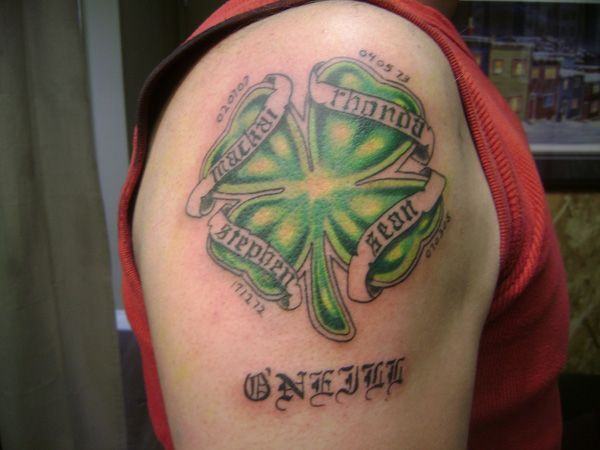 25 Fantastic Irish Tattoos For Men SloDive | Other ...