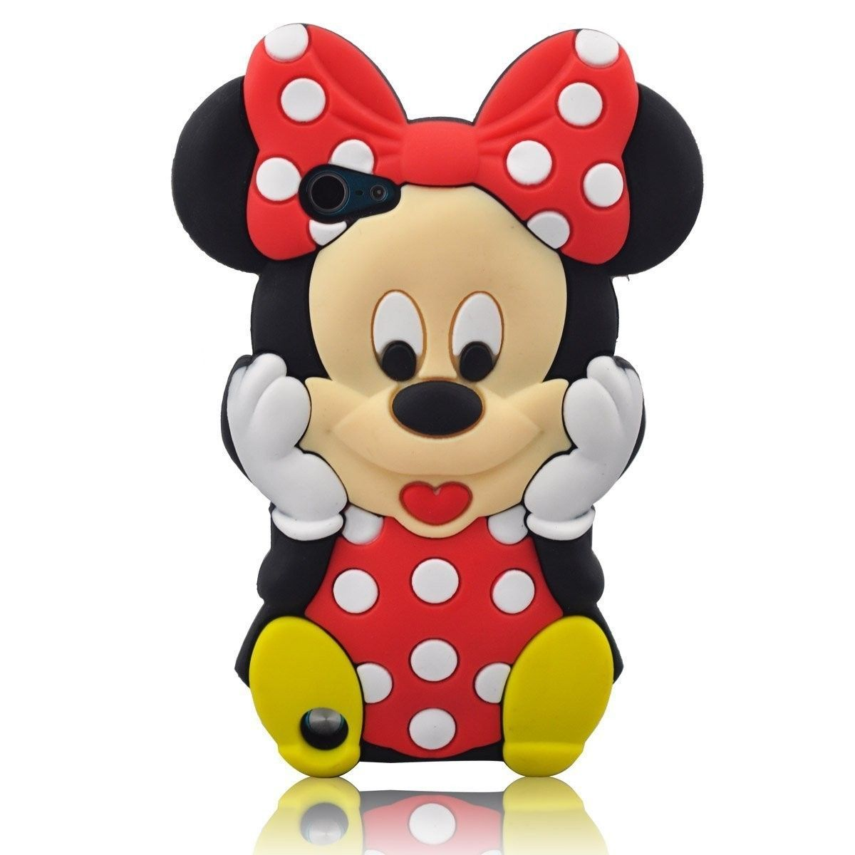 coque 3d minnie pour ipod touch 5 coque ipod 5 touch. Black Bedroom Furniture Sets. Home Design Ideas