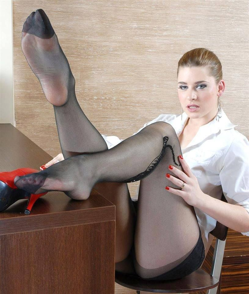 Feet Fetish Pantyhose Fetish Feet 79