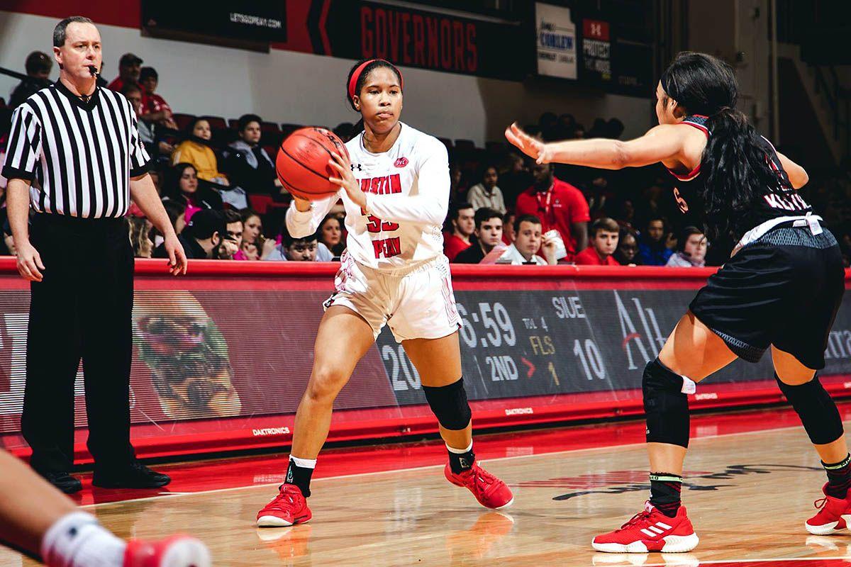 Apsu womens basketball plays eastern illinois saturday at
