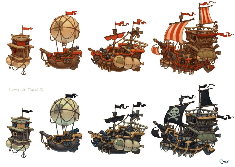 Madoyster S Deviantart Favourites Game Concept Art Concept Art Drawing Game Art