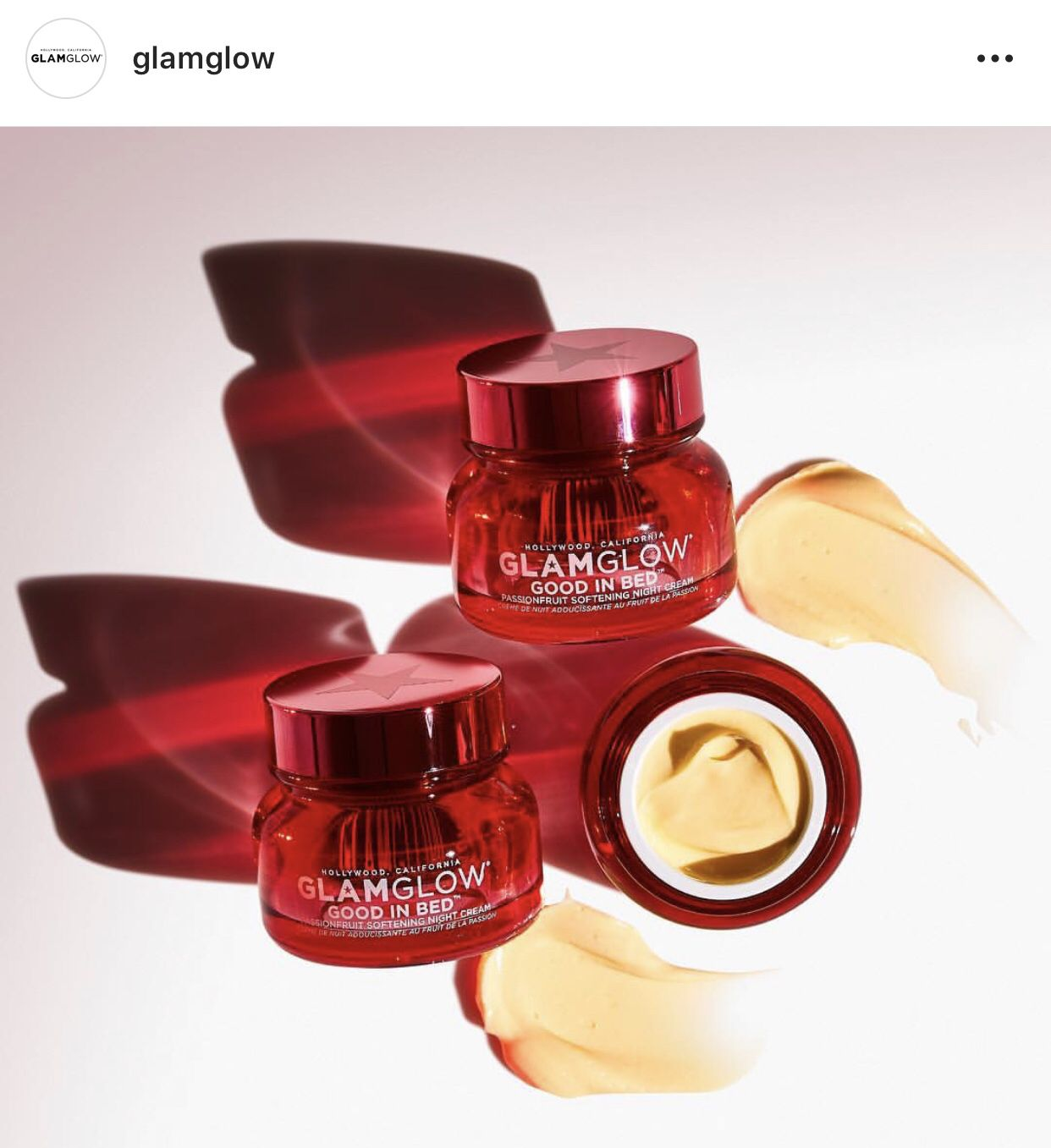 Glamglow PASSIONFRUIT Night Mask (Good In Bed) Glamglow