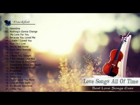 100 best love songs of all time