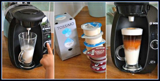 I <3 my Tassimo machine! and I love caramel latte's!! <3