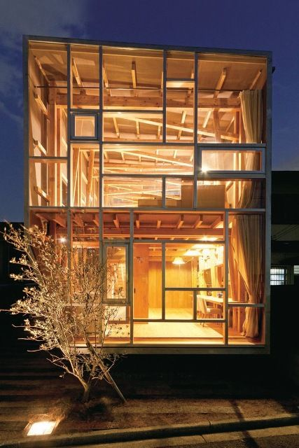 WOOD DESIGN BLOG || RESIDENTIAL HOMES || Beautiful uses of Wood as a ...
