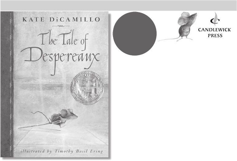 the tale of despereaux study guide