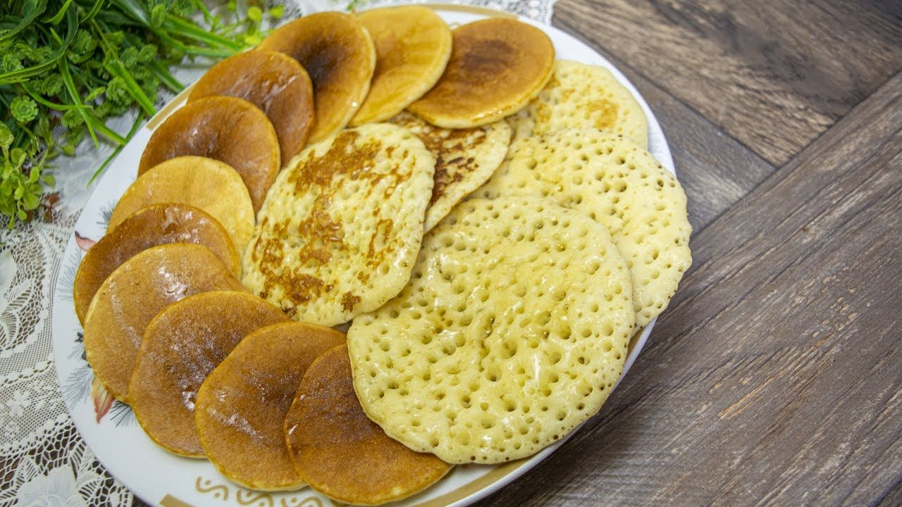 وصفة اللحوح بالحليب والسكر طريقة سريعة و بسيطة و طعم لذيذ Food Bread