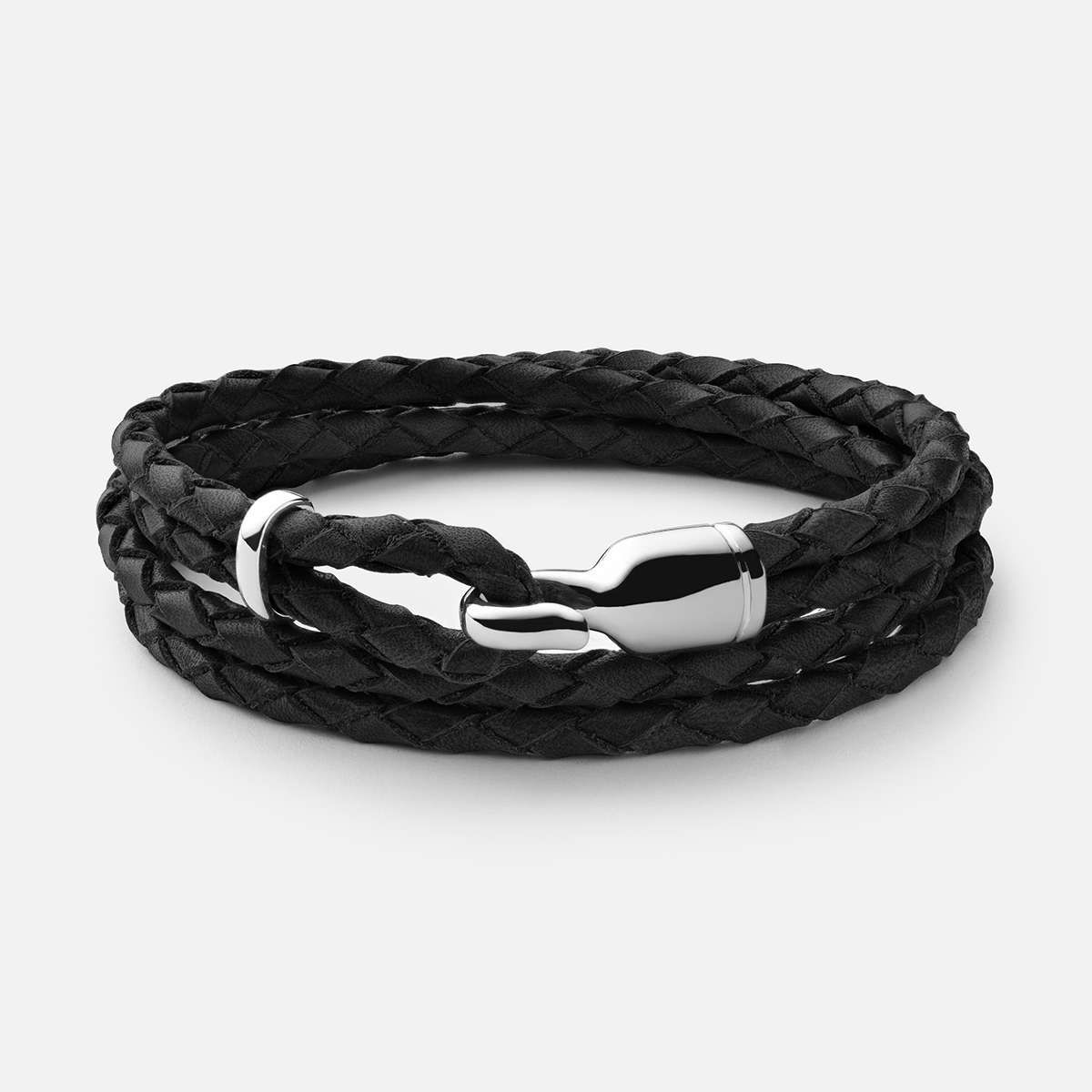 Bracelets Bracelets For Men Black Leather Bracelet
