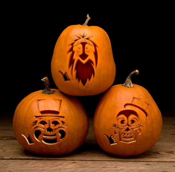 Hitchhiking Ghosts Haunted Mansion Halloween Ghost Pumpkin Hitchhiking Ghosts