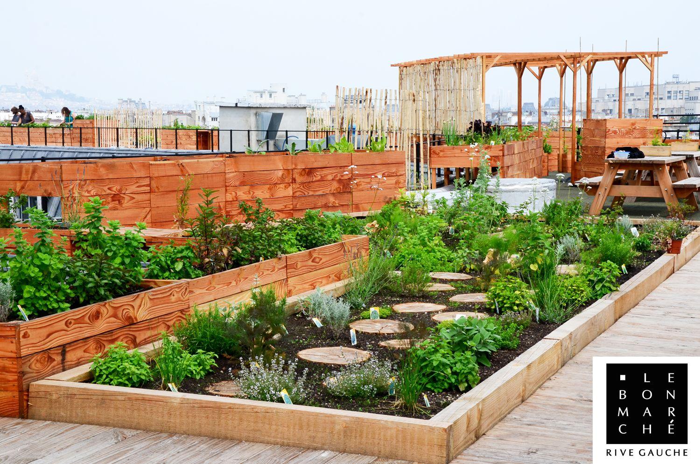 topager le bon march agriculture urbaine. Black Bedroom Furniture Sets. Home Design Ideas