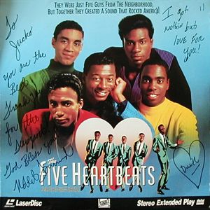 Actor Billy Fives The Five Heartbeats (1989) Online