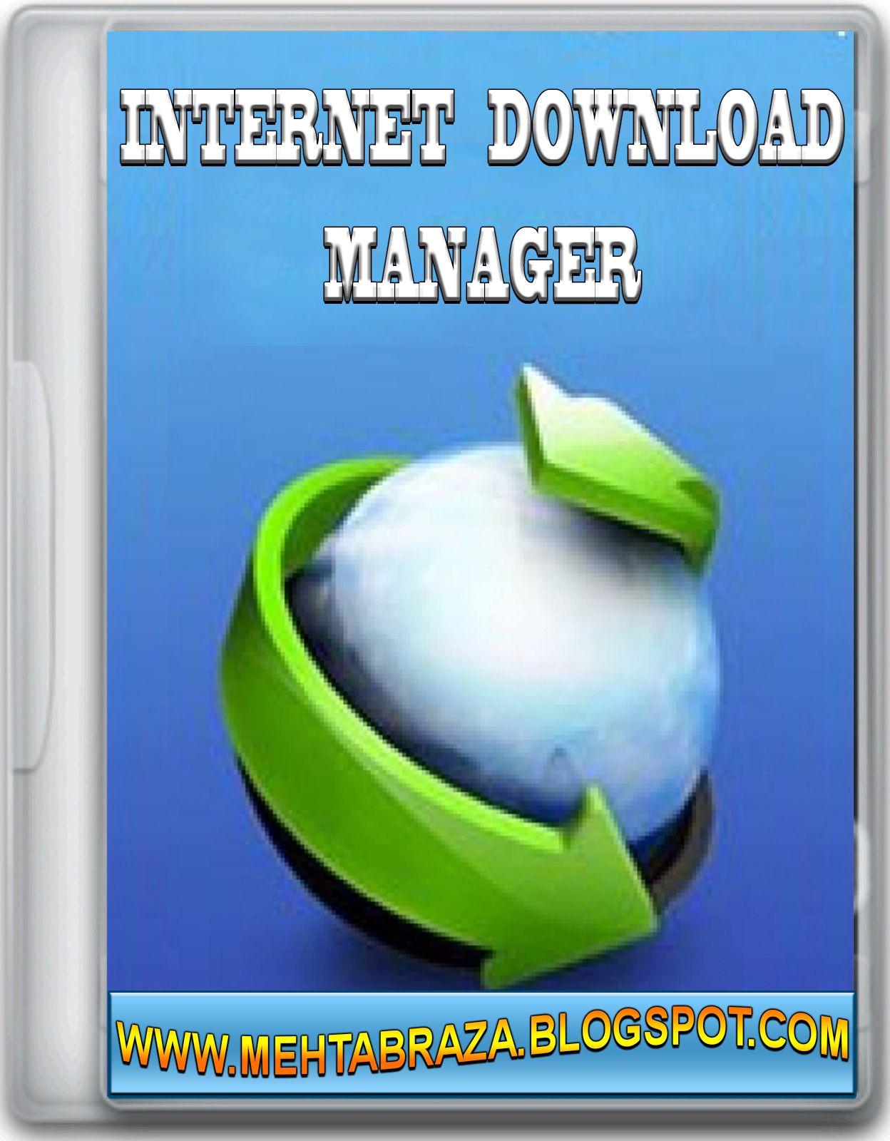 OFFICIAL SOFTWARE OF INTERNET DOWNLOAD MANAGER FULL VERSION Internet