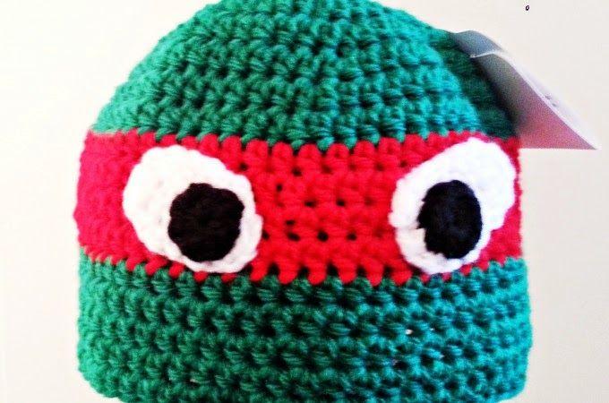 Repeat Crafter Me Crochet Ninja Turtle Hat Pattern Hats Scarves