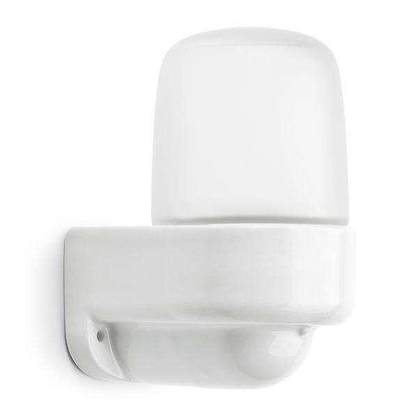 Scandilux ceiling light frosted glass