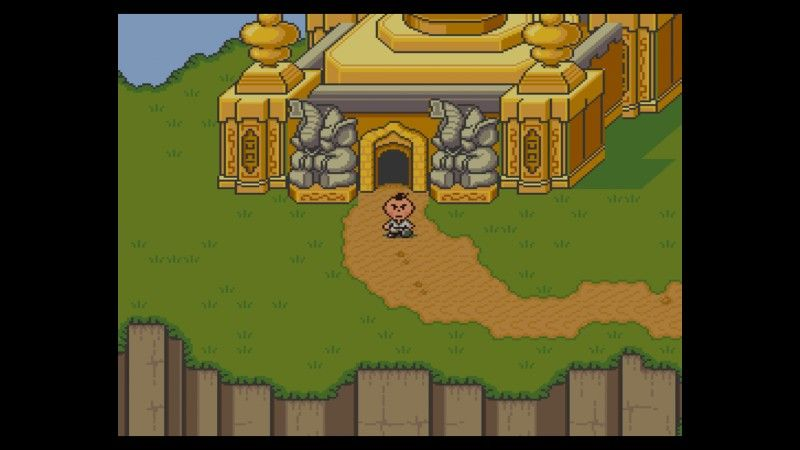 The Palace of Poo! #nintendo #earthbound @Nintendo #3DS