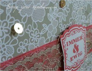 Karte, Hochzeit,Vintage, Stampin'Up!