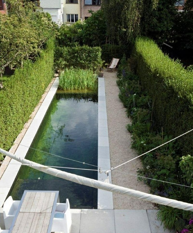 50 Swimming Pool Ideas For A Small Backyard Home Decor Swimming Pond Small Garden Design Natural Swimming Ponds