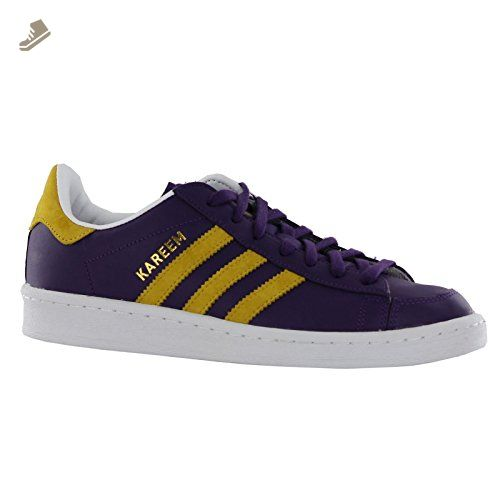 Adidas Jabbar Lo Purple Womens Trainers 6 US - Adidas sneakers for ...