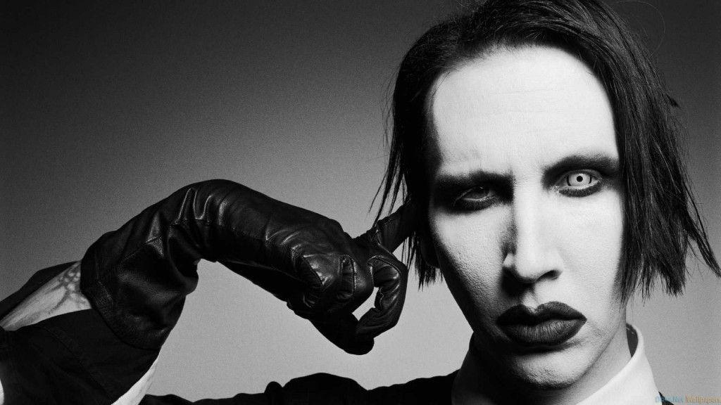 Marilyn Manson Wallpaper | Dooz.Net