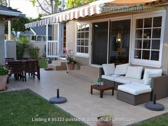 SabbaticalHomes - Home for Rent Los Angeles California 90066 United States of America, 3 bedroom house in West