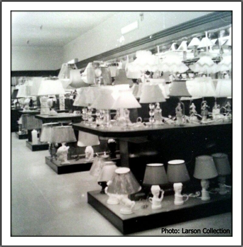 F. W. Woolworth Co.: 211 S. State St. Chicago, IL. Lamp