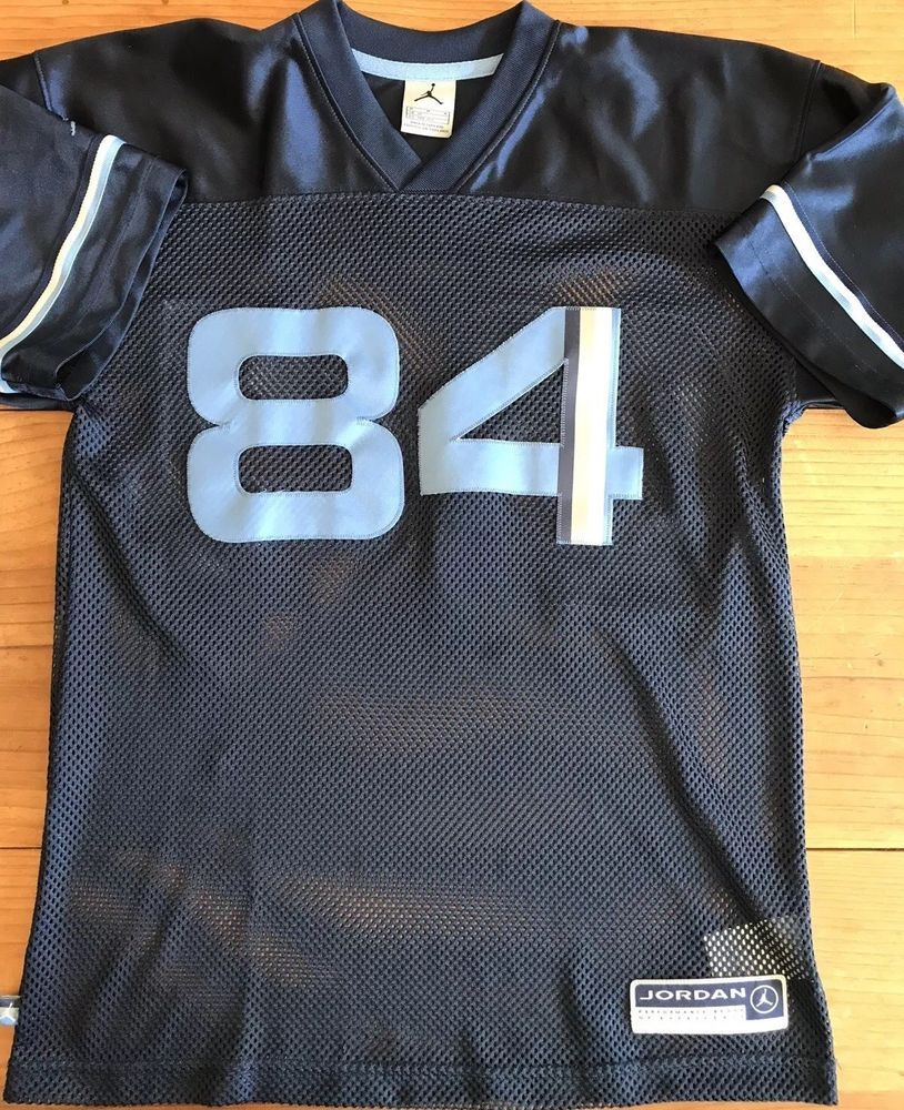 bf98e040e2be38 Nike Men s Size Medium 84 Jersey Dark Blue Jordan Performance Brand  Excellence  Nike  Football