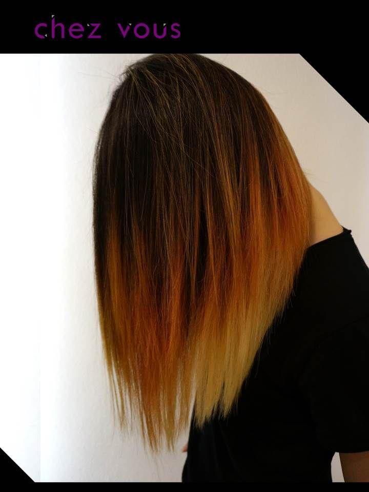 Done By Sam Chok Associate Hair Director Guest Kelly Http
