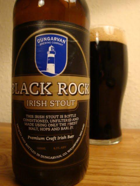 Dungarvan Black Rock Irish Stout