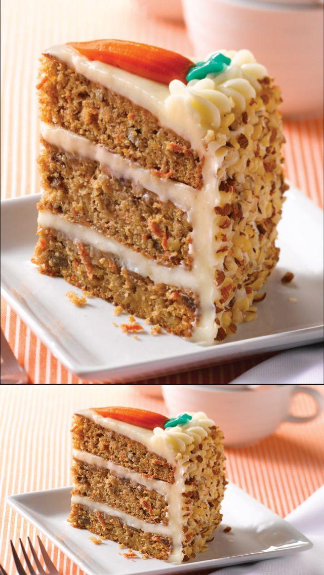 Village Inn Carrot Cake Carrot Cake Recipe Desserts Cake