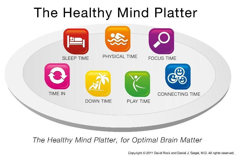 Seven Daily Essential Mental Activities to Optimize Brain Matter